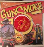 "10""-✰✰ GUNSMOKE Vol.1 ✰✰ Dark Tales Of Western Noir From The Ghost Town Jukebox"